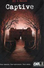 Captive - Pick Your Path Adventure Graphic Novel