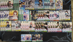 G/R Ayanami / Fubuki Destroyer Deck with Extras