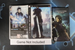 Crisis Core: Final Fantasy VII - Case