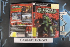 Godzilla: Unleasehed - Case