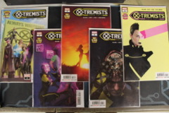 Age of X-Man: X-Tremists - Issues #1A, 2A, 3, 4, 5 (2019)