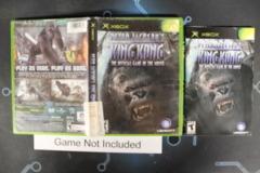 Peter Jackson's King Kong - Case