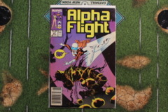 Alpha Flight #47 (1983, 1st Series)