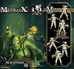 Malifaux: Survivors - WYR20632