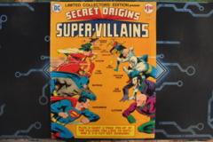 Secret Origins Super-Villains #C-39 (1975)