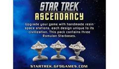 Romulan Starbases (3)