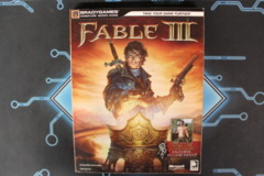 Fable III Bradygames Signature Series Guide