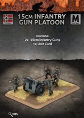 15cm Infantry Gun Platoon (GE567)