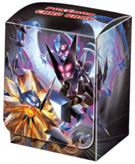 Pokemon Dusk Mane Necrozma & Dawn Wings Necrozma Deck Box