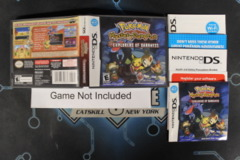 Pokemon Mystery Dungeon: Explorers of Darkness - Case