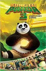 Dreamworks Kung Fu Panda 3 Cinestory: Graphic Novel Adaptation