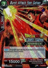 Burst Attack Son Gohan (Judge Foil) - P-049 - Promo
