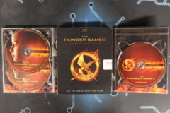 The Hunger Games: 3-Disc Deluxe Edition Blu-Ray