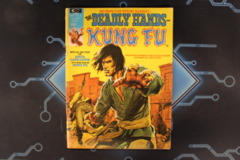 The Deadly Hands of Kung Fu #4 (1974)