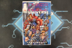 Cyber Force: Universe #1