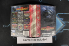 Mortal Kombat II - Case