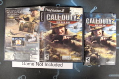 Call of Duty II: Big Red One - Case