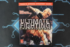 Ultimate Fighting Championship Prima Official Strategy Guide