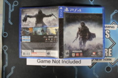 Middle Earth: Shadow of Mordor - Case