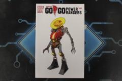 Go Go Power Rangers #20alpha (2017)