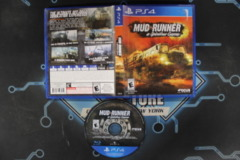 Mud Runner: A Spin Tires Game