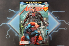 Action Comics #981a (2016, 3rd Series)