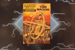 Classics Illustrated #133: The Time Machine #8 (1956)