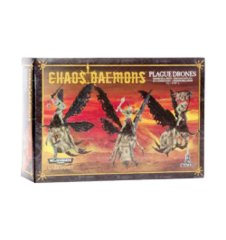 Chaos Daemon Plague Drones  97-21