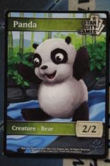 Panda: Creature - Bear 2/2