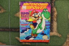 Nintendo Power Sept Vol. 20 w/ Poster