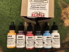 Reaper Master Series Pathfinder Paints