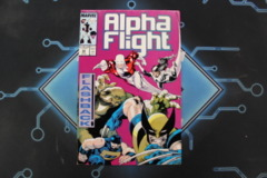 Alpha Flight #52 (1983, 1st Series)