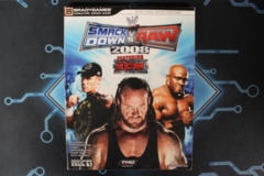 WWE Smackdown Vs. Raw 2008 Bradygames Signature Series Guide