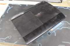 PlayStation 3 Super Slim Console (CECH-4001B):  Parts or Repair Only - Sold as is
