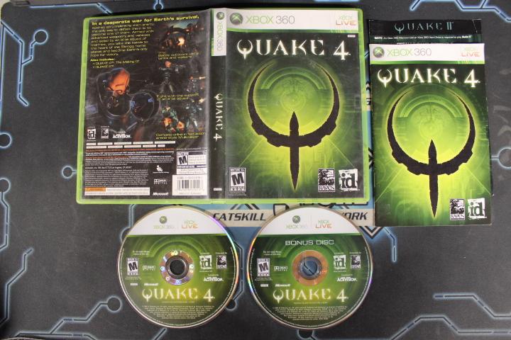 Quake 4, Xbox 360 Tested USED | eBay