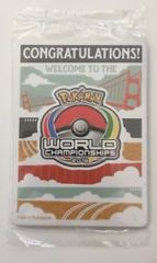 2016 Pokemon World Championship Champions Festival Sealed Pack XY176