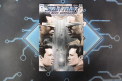 Star Trek the Next Generation Through the Mirror #4a (2018)