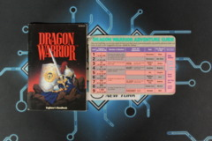 Dragon Warrior Explorer's Handbook with Adventure Guide Card