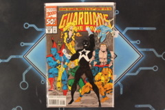 Guardians of the Galaxy #50 (1990, 1s Series)