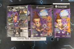 The Adventures of Jimmy Neutron Boy Genius: Attack of the Twonkies - Case