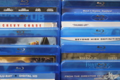 Blu-Ray Movie Lot (10)