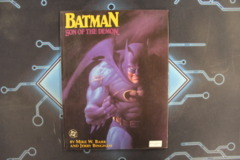 Batman Son of the Demon Soft Cover #1rep (1988)