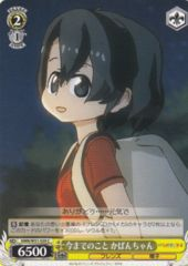KMN/W51-029C - Kaban-chan, Everything Up Until Now