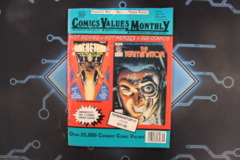 Comics Values Monthly #62 (1986)