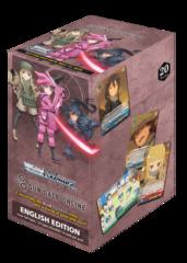 English Sword Art Online GGO Booster Box