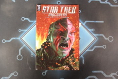 Star Trek Discovery the Light of Kahless #3a (2017)