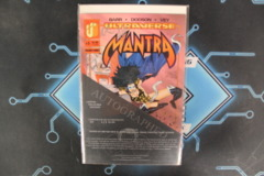 Mantra #1 Signed by Mike W. Barr & Adam Hughes with Certificate (29/500)