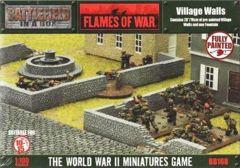 Battlefield in a Box: Village Walls BB168