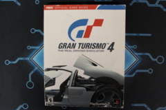 Gran Turismo 4: The Real Driving Simulator Prima Official Game Guide (PS2)