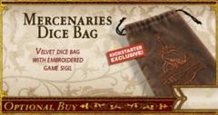 Mercanaries Dice Bag (KS010)
